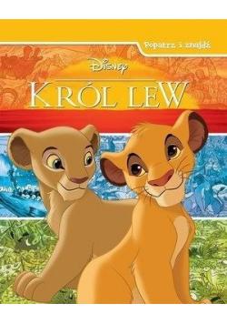 Disney Król Lew Popatrz i znajdź