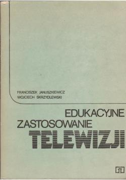 Edukacyjne zastosowanie telewizji