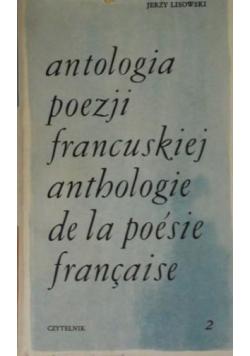 Antologia poezji francuskiej 2
