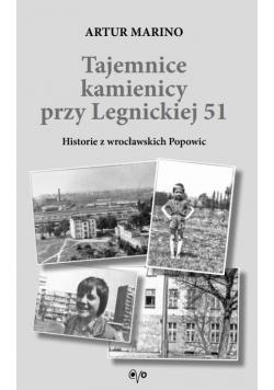 Tajemnice Kamienicy przy Legnickiej 51