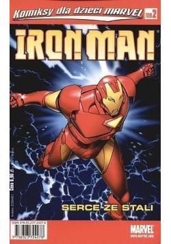 Iron Man serce ze stali tom 2