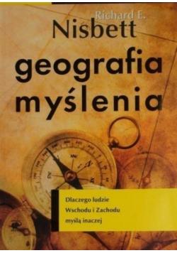 Geografia myślenia