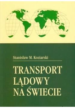 Transport lądowy na świecie