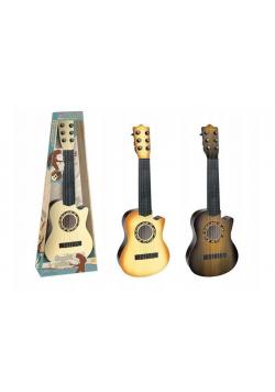 Gitara akustyczna drewniana
