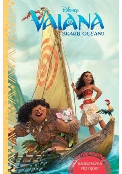 Biblioteczka przygody. Disney Vaiana. Skarb oceanu