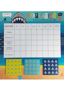Tablica motywacyjna Shark