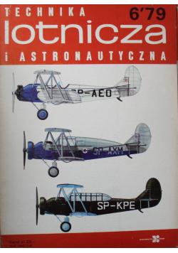 Technika lotnicza i astronautyczna Nr 6