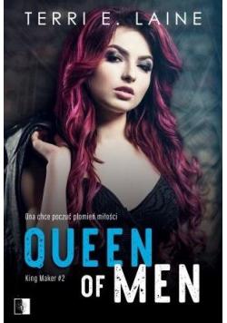 King Maker T.2 Queen of Men