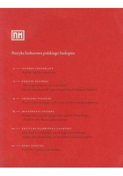 Poetyka kulturowa polskiego Szekspira