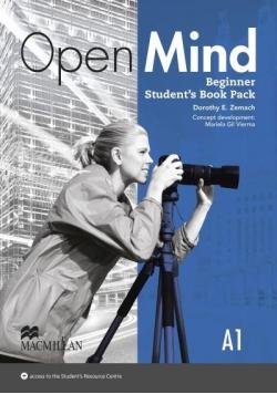 Open Mind Beginner A1 SB + online MACMILLAN