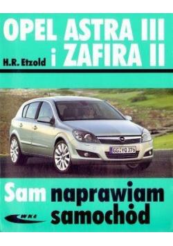 Opel Astra III i Zafira II