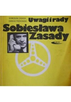 Uwagi i rady Sobiesława Zasady