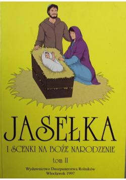 Jasełka i scenki na Boże Narodzenie Tom II