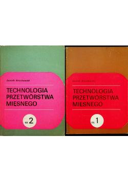 Technologia przetwórstwa mięsnego 2 tomy
