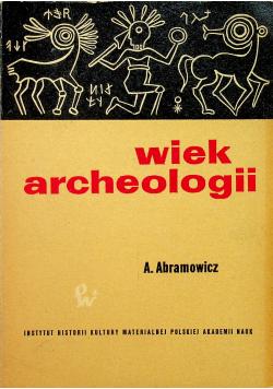 Wiek archeologii