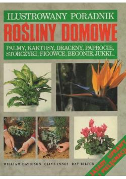 Ilustrowany Poradnik Rośliny Domowe