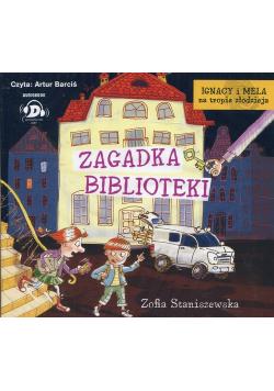 Ignacy i Mela na tropie złodzieja Zagadka biblioteki