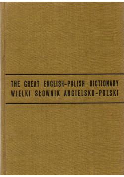 Wielki słownik angielsko polski