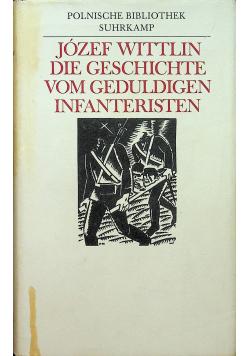 Józef Wittlin die Geschichte vom Geduldigen Infanteristen