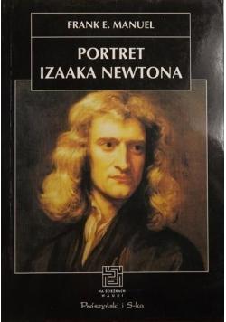 Portret Izaaka Newtona