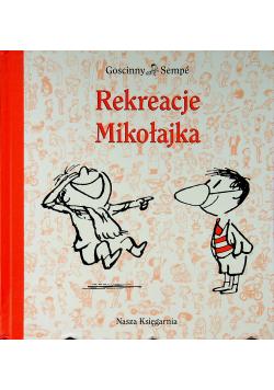 Rekreacje Mikołajka