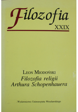 Filozofia religii Arthura Schopenhauera