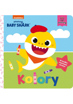 Baby Shark. Kolory