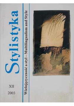 Stylistyka XII Wielojęzyczność a styl