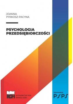 Psychologia przedsiębiorczości