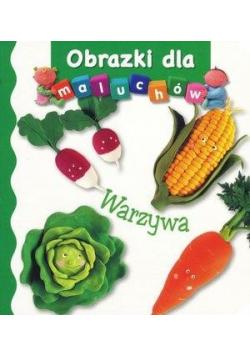 Obrazki dla maluchów. Warzywa