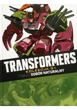 Transformers Tom 22 Dobór naturalny