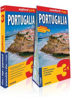 Explore! guide Portugalia 3w1 w.2019