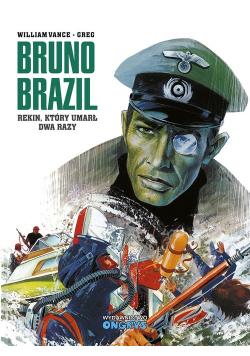 Bruno Brazil Rekin który umarł dwa razy