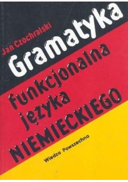 Gramatyka funkcjonalna języka niemieckiego
