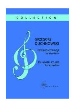 Dźwiękonstrukcje na akordeon solo