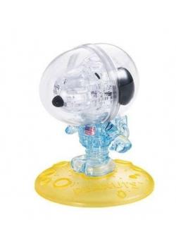 Crystal puzzle Snoopy Astronauta