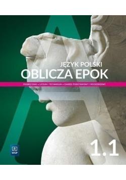 Język polski Oblicza epok Zakres podstawowy i rozszerzony