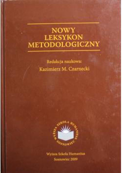 Nowy leksykon metodologiczny