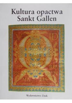 Kultura opactwa Sankt Gallen