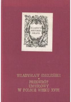 Przewrót umysłowy w Polsce wieku XVIII