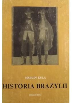 Historia Brazylii