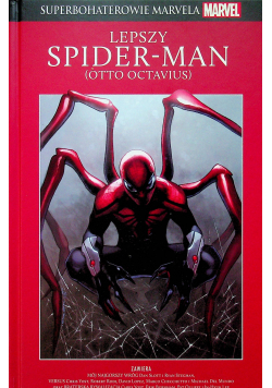 Lepszy Spider Man Otto Octavius