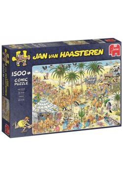 Puzzle 1500 Haasteren Oaza G3