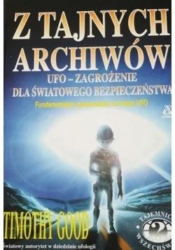 Z tajnych archiwów Ufo