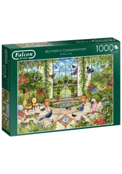 Puzzle 1000 Falcon Motylarnia G3