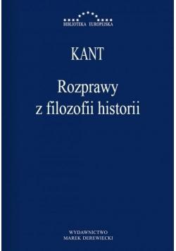 Rozprawy z filozofii historii