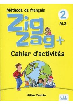 Zig Zag plus 2 A1.2 podręcznik + CD CLE