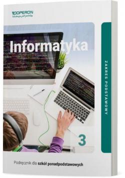 Informatyka LO 3 Podr. ZP
