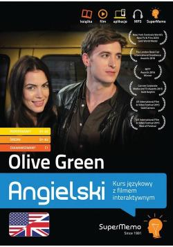 Olive Green Kurs językowy z filmem interaktywnym poziom podstawowy A1 A2 średni B1 B2 oraz zaawansowany