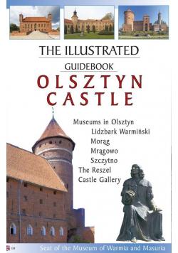 Przewodnik ilustrowany Zamek Olsztyn w.angielska